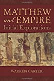 Matthew and Empire: Initial Explorations