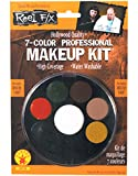 7 Color Professional Makeup Kit Reel F X Halloween Costume Makeup