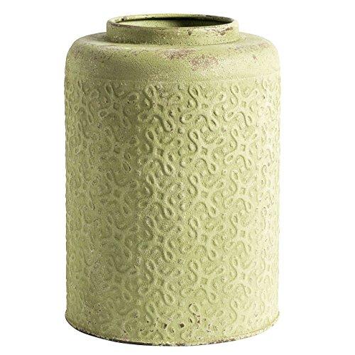 NORDAL · Alter-Eisen-Pott 29cm · grün