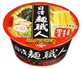 日清 麺職人 醤油 90g×12個