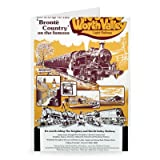 Keighley and Worth Valley Light Railway - Greeting Card (Pack of 2)