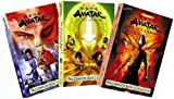 Avatar: The Last Airbender - The Complete Book 1-3 Collection