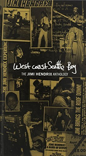 West Coast Seattle Boy: The Jimi Hendrix Anthology (4 CD/ 1 DVD Collectors Box) by Jimi Hendrix (2010-11-16)