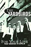 The Yardbirds: From Yardbirds to Zeppelin- For Your Love ~ Dvd [Import] Region 0   Ntsc   Jimmy Page, Eric Clapton & Jeff Beck As the Yardbirds