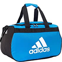 adidas Diablo Small Duffel Limited Edition Colors (Bright Blue / Black / White)