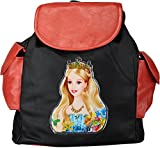 Frosty Fashion Women's Backpack Handbag (FF-ONLB-1031, Black)