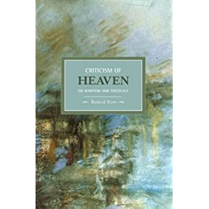 Amazon.com: Criticism of Heaven: On Marxism and Theology ...