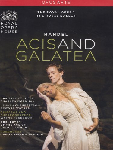 Handel: Acis and Galatea [DVD] [2010] [NTSC]