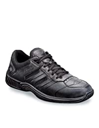 Orthofeet Men's Athletic Lace-Up Walking Shoes