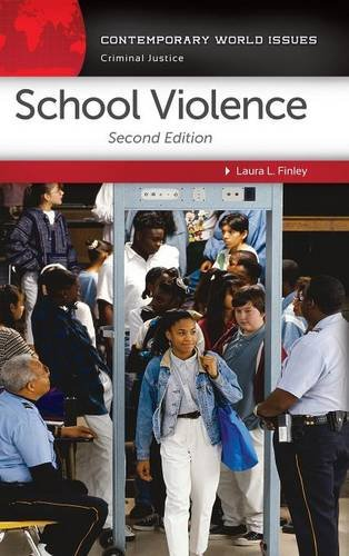 an introduction to the issue of school violence How do mental health and mental illness affect prediction of gun violence antecedents to gun violence: developmental issues gun violence prevention apa.