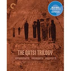 The Qatsi Trilogy (Criterion Collection) [Blu-ray]