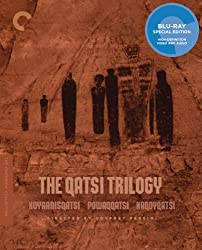 The Qatsi Trilogy: Koyaanisqatsi, Powaqqatsi, Naqoyqatsi (The Criterion Collection) [Blu-ray]