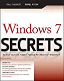 img - for Windows 7 Secrets book / textbook / text book
