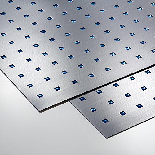 70201022-gadana-motiv-dekorplatte-optik-quadrate-3d-blau-metalleffektplatte-edelstahloptik-geburstet
