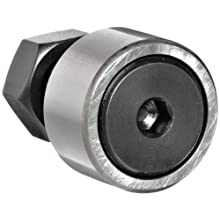 THK Cam Follower CF8 19mm OD x 32mm Length x M8x1.25 Thread, Spherical  Width Outer Ring