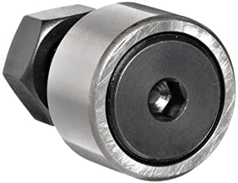 THK Cam Follower CF6 16mm OD x 28mm Length x M6x1 Thread, Spherical  Width Outer Ring