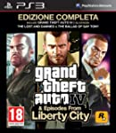 Grand Theft Auto IV & Episodes From L...
