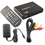 IncrediSonic Ultra Play IMP150 - HD TV Digital Mini Media Player HDMI