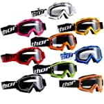 Thor Enemy Solid Motocross Goggles
