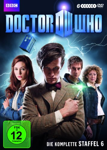 Doctor Who - Die komplette Staffel 6 [6 DVDs]