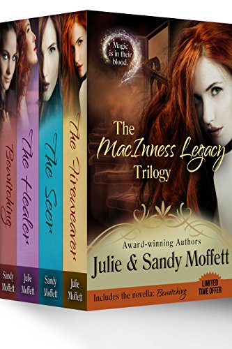 The MacInness Legacy Trilogy Boxset cover