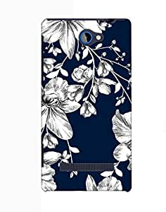 PickPattern Back Cover for HTC Windows Phone 8S