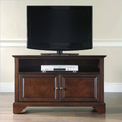 Crosley Furniture Lafayette 42-Inch Tv Stand, Vintage Mahogany