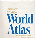 Hammond citation world atlas