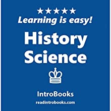 History of Science Audiobook by  IntroBooks Narrated by Andrea Giordani