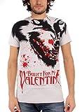 Bullet For My Valentine - - Männer Werewolf T-Shirt in Silber