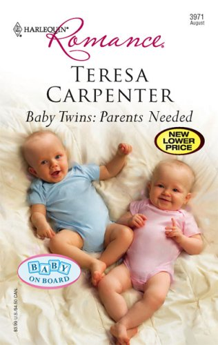 Baby Twins: Parents Needed (Harlequin Romance)