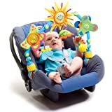 Tiny Love Sunny Stroll Car Set Activity Toy