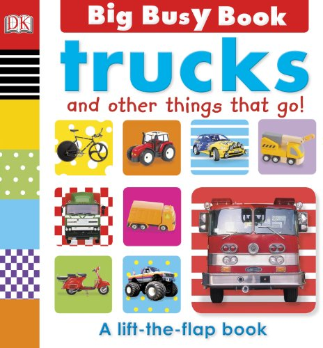 Big Busy Book: Trucks And Other Things That Go front-957950