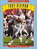 img - for Troy Aikman: All-American Quarterback (Sports Stars Series) book / textbook / text book