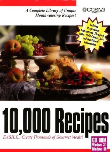 10,000 Recipes