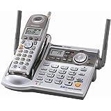 Panasonic KX-TG5671S 5.8 GHz FHSS GigaRange  Digital Cordless Answering System