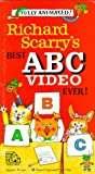 Richard Scarry's Best ABC Video Ever! [VHS]