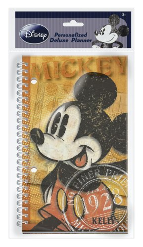 Disney Retro Mickey Planner