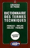 Dictionnaire des termes techniques français-anglais, anglais-français