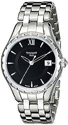 Tissot Women's TIST0722101105800 T-Lady Analog Display Quartz Silver Watch
