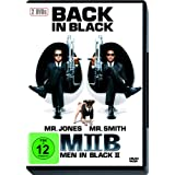 "MIIB - Men in Black II: Back in Black (2 DVDs)von ""Will Smith"""