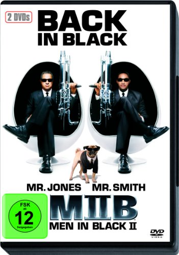 MIIB - Men in Black II: Back in Black (2 DVDs)
