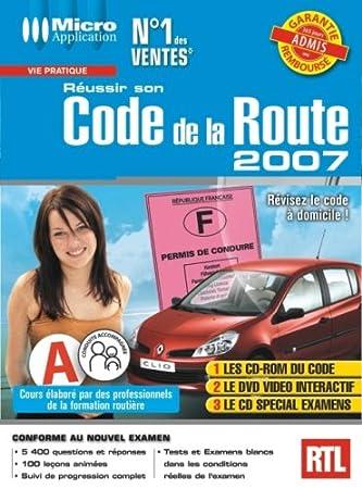 Réussir son code de la route - édition 2007