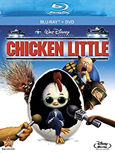 Chicken Little [Blu-ray + DVD] (Bilingual)