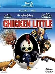 Chicken Little [Blu-ray + DVD] (Bilingual)