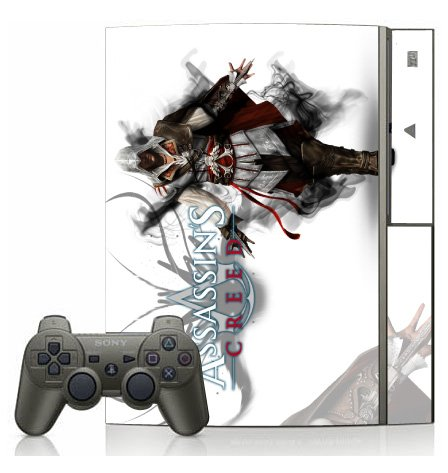 Assassin's Creed 2 II Game Skin for Sony Playstation 3 Console