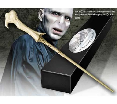 Noble Collection - Harry Potter Wand Lord Voldemort (Character-Edition)