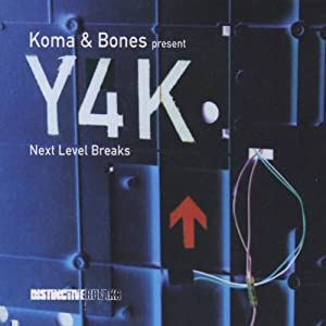 Y4k Next Level Breaks CD