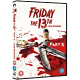 Friday The 13th: Part 5 [DVD]by John Shepherd