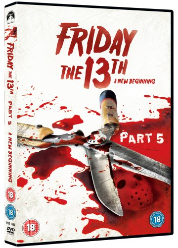 Friday The 13Th Part 5 [DVD]